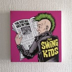 "【受注生産】""The Kids Are Back In Town"" Wall Art Canvas"