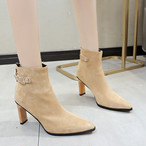 【shoes】セクシー高品質2色ブーツ25616094