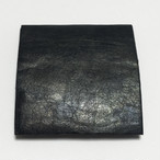 黒谷和紙のコインケース【黒煙】