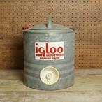 IGLOO イグルー ビンテージ メタルジャグ 2ガロン [ AT02 ]