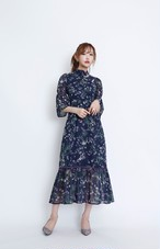 Oriental Muse Dress