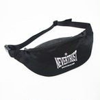WAIST BUM BAG / BLACK