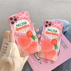 【オーダー商品】Peaches iphone case