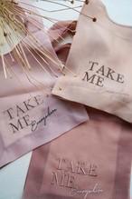 Take me everywhere Marche Bag
