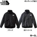 THE PORK FACEボリュームネックジャケット フリース(M〜5L)