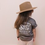 ★Kids★ CatchTheWave Tee - Charcoal