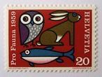 動物たち / スイス 1959