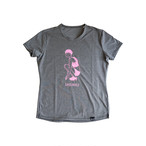 SALLYS オリジナルTシャツ「GROUNDED」Lady's