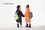 【予約商品】 【純色シリーズ】 レインコート (クールグレー)