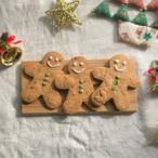 ☆クリスマス☆ ジンジャーマンクッキー