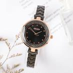 Julius AF-1227 Royal(Black) レディース腕時計