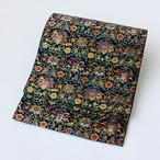 1522 値下げ◇織華佐竹謹製◆牡丹唐花正倉院文◆本袋帯