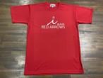 【デザインサンプル】指宿高校レッドアローズ(U18・男女)  Tシャツ