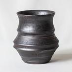 Roughness Black Plants Pot(No,07)※LARGE