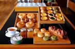 春の【Afternoon Tea パンセット】