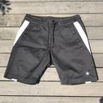 Line shorts / Black