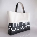 Tote Bag (L) / White  TLW-0002