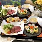 手毬寿司&ローストビーフ 献立まとめ買い