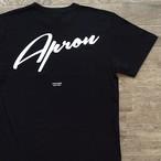 【ラスト1】Apron Records × Jazzy Sport Tシャツ/ブラック