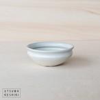 [荒賀 文成]馬たらい皿(豆皿)