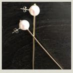 pearl  earring 3(pierce/earring)