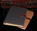 送料無料【ルーズリーフ】A5 合皮 レザー 革 革製/   高級感  ビジネス 手帳  書類 ペン挿し