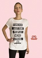 【JTB】ラウンド LOGO Tシャツ【ホワイト】【新作】イタリアンウェア【送料無料】《M&W》