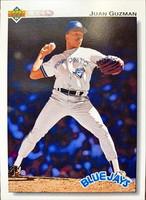 MLBカード 92UPPERDECK Juan Guzman #625 BLUEJAYS