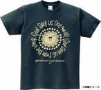 God save us T-shirts デニム (ムジカ選色)
