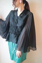 Swallowtail blouse