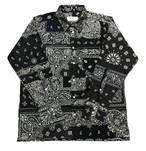 BLACK / BANDANA shirt (3)