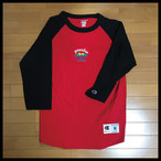 MONTAIN RAGLAN SLEEVE (RED)