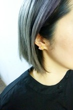 ジェリーピアス/ Jellyish earring
