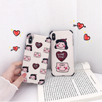 【オーダー商品】Boy&Girl love you iphone case
