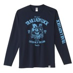Dry Long Sleeve T-Shirt / TLL / Navy