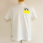 Booby Paint Pocket T-shirts White