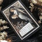 荊の冠を持つ天使のデスカード