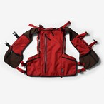 "MMA Running Back-pack ""DUSTY SOLID"" (Red)"