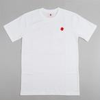 COFFEE SUPREME ブロックアウトロゴTシャツ白