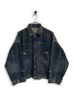 12.5oz Denim Jacket / special wash / dark