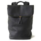 本革バックパック フルジップスタイル Full Zip Leather BackPack