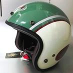BSA SUPER SHORT ヘルメット アーモンドグリーン L