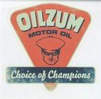 ガレージステッカー!(oilzum)