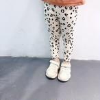海外子供服 <予約> 一部即納♩ レオパード 柄 レギンス |シンプルでナチュラルテイストの海外子供服legriche.レグリシェです。