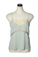 Lace-Trimmed Camisole