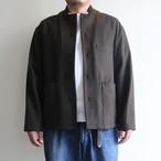 STILL BY HAND  【 mens 】melton jacket