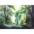 複製画「Forest of life」