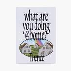 「HOME」ハードカバーノート