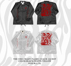 THE END CRAZY FLAME COACH JACKET