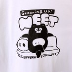 【NEET】Growing Up!NEET Tシャツ